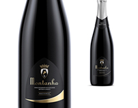 PACKLAB - Montanha Sparkling Wine Labels