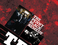 The Penny Black Remedy DVD artwork