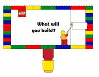 LEGO Transit Campaign Concept