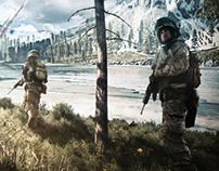 Battlefield 3 • Armored Kill