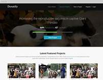 Donatify WordPress Theme