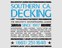 Southern California Decking
