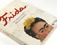 Frida, un viaje a través del autoretrato.