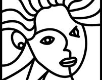 MELODIKA BAND Logo Design