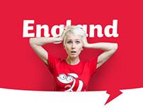 England language school website