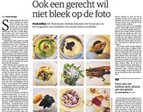 Food Selfies in Restaurants | NRC Handelsblad