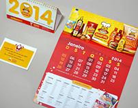 Calendar 2014 - Granfino