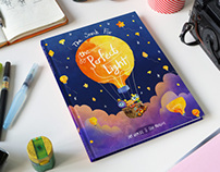 Picture Book - The Search for the Perfect Light, WIP