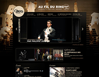 """""""Au fil du Ring"""" Wagner - Opéra de Paris (2013)"""