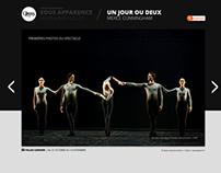 """""""Gillot / Cunningham"""" - Opéra de Paris"""