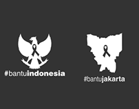#BantuIndonesia (2010) and #BantuJakarta (2013) website