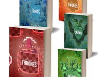 Game of Thrones Series Redesign