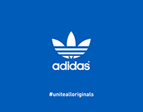 Adidas #unitealloriginals