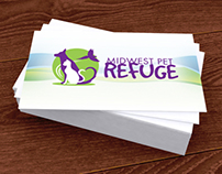 Midwest Pet Refuge Logo
