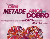 Dia dos Namorados | Atlântico Shopping