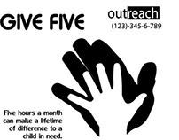Advocacy Ad for Outreach