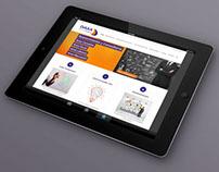 DAXA Iniciatives website