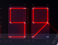 Reflectius clock (concept)