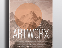 Poster Design // ARTWORX