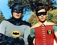Bat & Robin