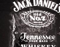 Jack Daniel's New Bottle Launch
