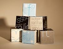 Typographic Blocks