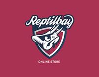 Reptilbay Logo