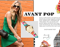 Francesca's - Spring Vibes and Blue Skies Email