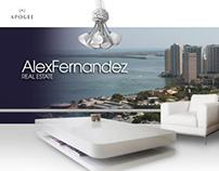 Web Alex Fernandez