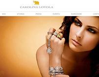 Web Carolina Loyola