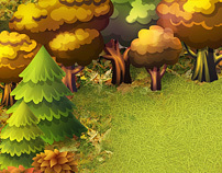 Location — Forest