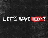 TEDxKyiv Site Design