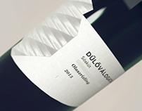 Dűlőválogatás_wine label concept '14