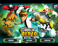 Ben 10 Duel / Ingame Character Animations
