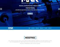 MNR Maquinados Internacionales Ruiz
