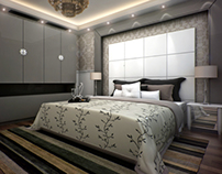 YARMOOK HOTEL ROOM (BASEERA ARCHITECTS)