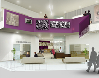 High Wycombe Conference Centre - Sketch Scheme
