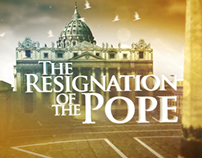 Resignation of the Pope