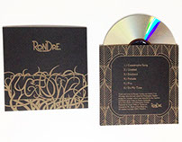 RonDre - Custom CD Sleeve