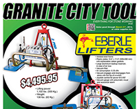 Granite City Tool March Fabrication Flyer 2014