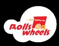 Rolls on Wheels