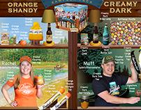 Leinenkugel's Digital Marketing Campaigns 2013-14