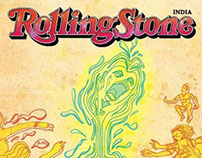 RollingStone, India Cover art
