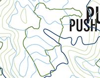 PUSH mural