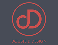 Double D Design identity & website
