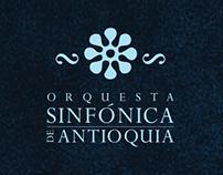 POSTERS - Orquesta Sinfónica de Antioquia