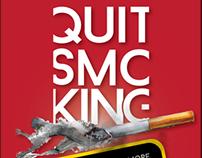 Quit Smoking  - Anti Smoking Campaign