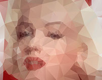 Marylene Triangulation Art