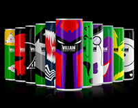 VILLAIN (Energy Drink)