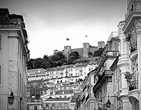 Lisbon B&W #1